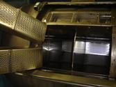 Textielververij produktiemachines 150 - 180 kg